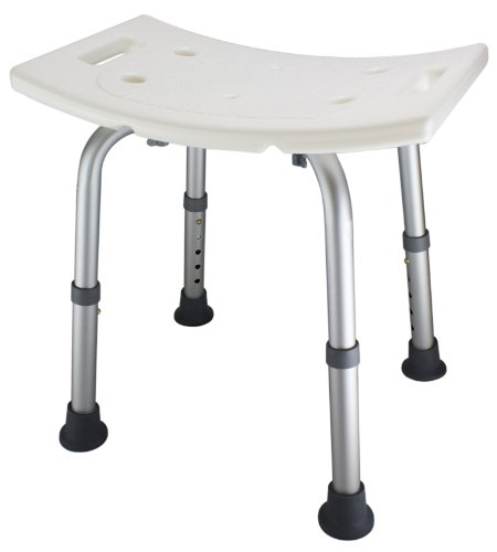 ez2care-adjustable-lightweight-shower-bench-white