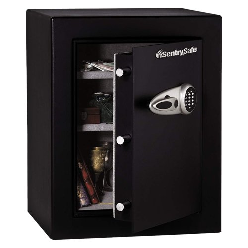 Sentry 4.3 Cubic Foot Electronic Security Safe [Misc.] PNo: T8-331