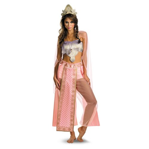[Sassy Tamina Costume - Large - Dress Size 12-14] (Prince Of Persia Tamina Costumes)