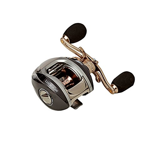 Cheap NOEBY Low Profile Baitcasting Fishing Reel with 9+1 Ball Bearing Standard Speed ,Right Left handed agnetic Brake System Saltwater Reels with Aluminum Frame Good (LEISURE DC1000R)