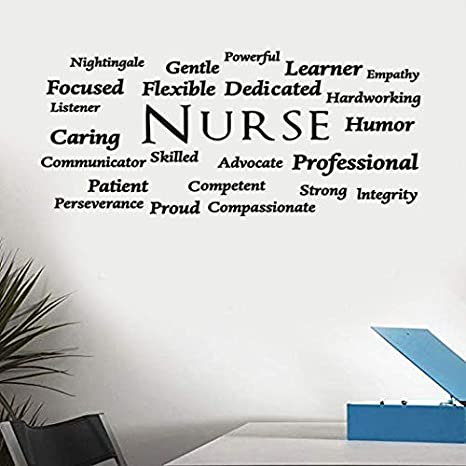 Free Shipping! Nurse/'s Office Decals In STOCK Now sold Individually