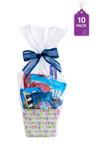 Clear Basket Bags 16