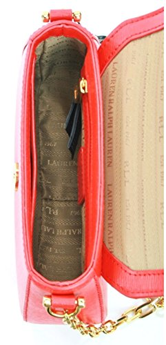 Ralph Lauren Borsa a spalla donna Mini Poppy Calidad Superior De La Venta Ofertas De Venta Barata Envío Libre Asequible fCd7a