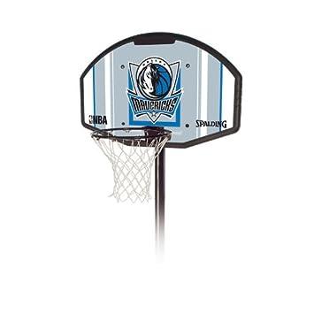 Spalding NBA Dallas Mavericks Baloncesto portátil con ...