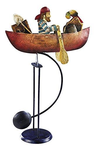Balancefigur & 039;Pirat mit Papagei& 039;, Pendelfigur