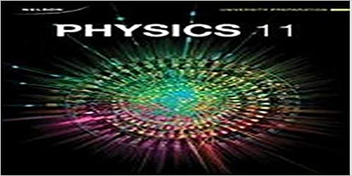 NELSON PHYSICS 11 UNIVERSITY PREPARATION STUDY GUIDE