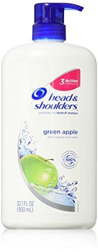 Head & Shoulders Green Apple Anti-Dandruff Shampoo, 32.1 fl
