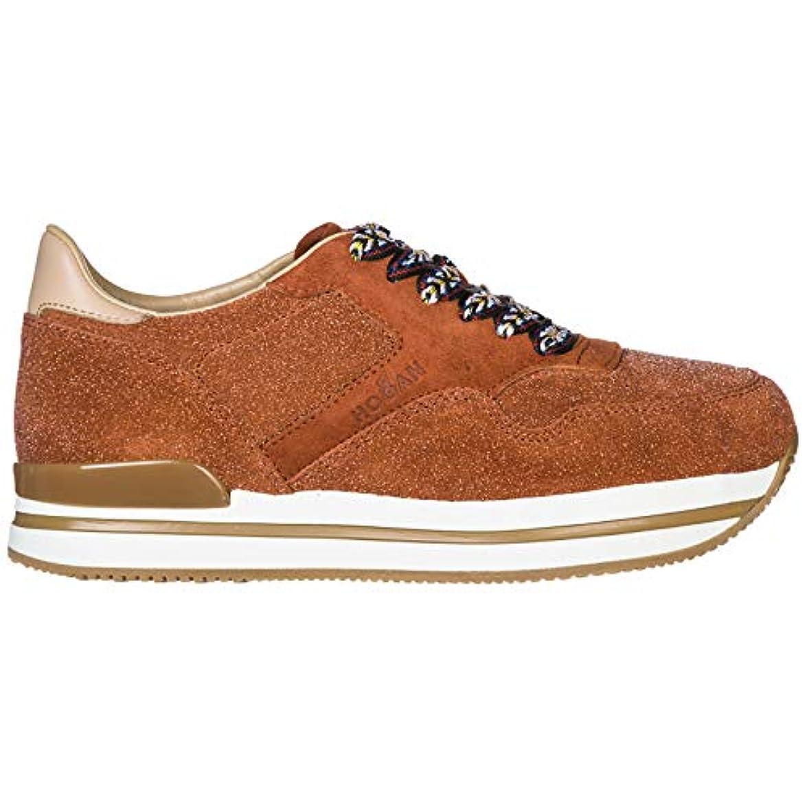 Hogan Sneakers H222 Donna Arancione