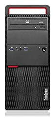 Lenovo ThinkCentre M800 10FW0004US Desktop (3.40 GHz Core i7-6700, 8 GB RAM, 120 GB SSD, DVD-Writer, Windows 7 Pro)