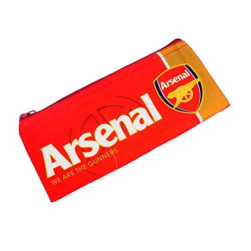 Arsenal Football Soccer Club Soccer Gift Stationery Pencil Case Pen Bag