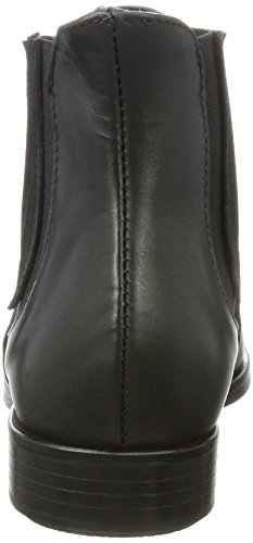 Femme Chelsea Blondie Ner Boots Noir Lilimill Nero OvZqnz1nx