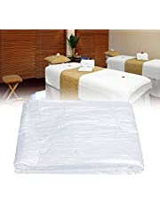 100 stks Spa Bed Sheets Wegwerp Massage Bank Cover, Cosmetische Bed Sheet Covers, Massage Tafels Bed Sheet voor Schoonheidssalon, Massage, Tatoeage, Hotels (90 * 180cm)