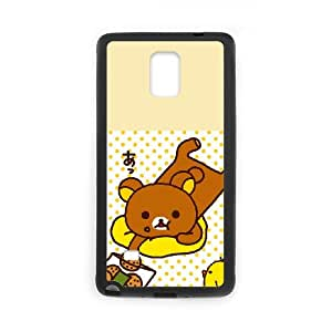 New Style Cute Bear Image Phone Case For Samsung Galaxy Note 4