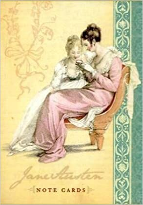 Jane Austen Note Cards by Potter Style (2007-02-27): Amazon ...