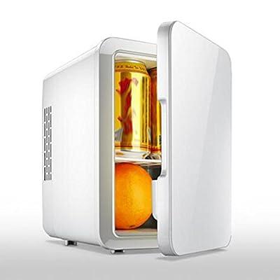 GOUGOU Car mini fridge dormitory home office refrigerated fridge