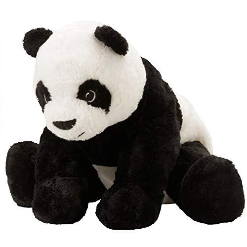 1 X Ikea Kramig Panda Teddy Bear Stuffed Animal Childrens Soft Toy Play by IKEA, Model: , Toys & Play by Kids & Play