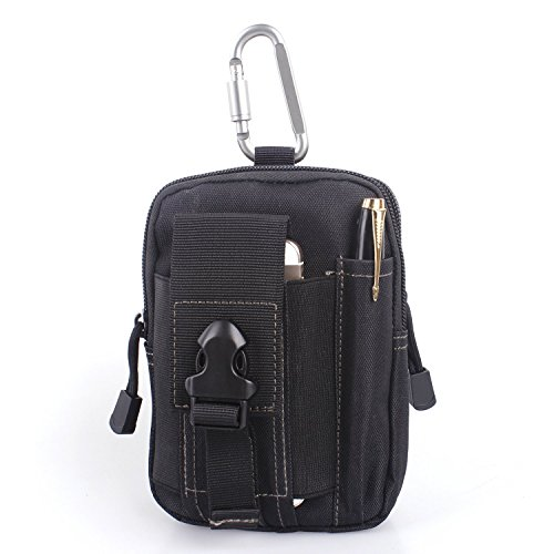 compact-multi-purpose-tactical-mole-edc-utility-gadget-pouch-tools-waist-bag-pack-black