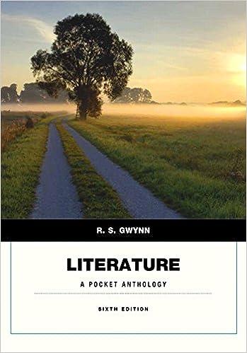 Amazon literature a pocket anthology 6th edition penguin literature a pocket anthology 6th edition penguin academics 6th edition fandeluxe Images