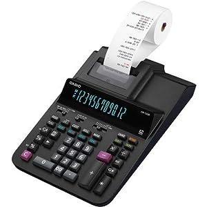 Casio DR-210R Heavy-Duty Printing Calculator