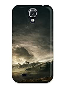 Series Skin Case Cover For Galaxy S4(landscape Sci Fi)