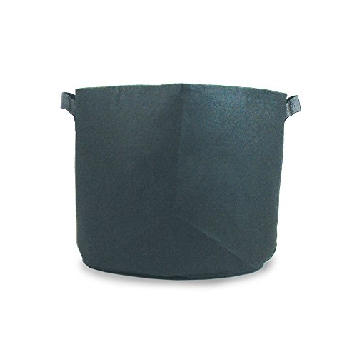 100-Pack Phat Sacks 7-Gallon Fabric Grow Pot (100 Pots) by HTG Supply