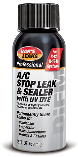 Bar's Leaks AC-1 DiFM Air Conditioning Stop Leak - 2 oz. by Bar's Products