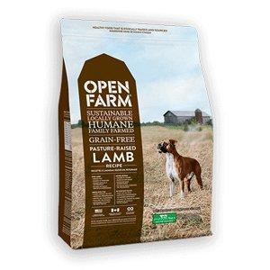 Open Farm Pasture Raised Lamb Grain Free Dog Food 24lb