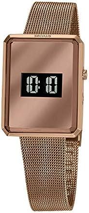 Relógio, Led Digital, Seculus, Feminino