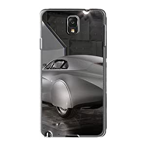 Hot Snap-on Bmw Mille Miglia Concept Rear Angle Hard Covers Cases/ Protective Cases For Galaxy Note3