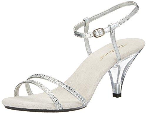 argento Argento Donna Heels Stivali Higher wqIx0ACC