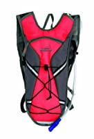 Texsport Medina 2 Liter Hydration Water Pack for Outdoor Biking Hiking Camping Survival Backpack from Texsport