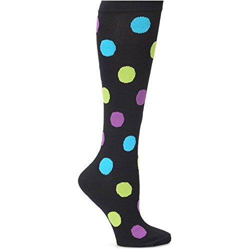 Nurse Mates Women's 12-14 Mmhg Compression Trouser Sock Cool ()