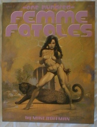 Mike Hoffman Femme Fatales Art Illustration Book