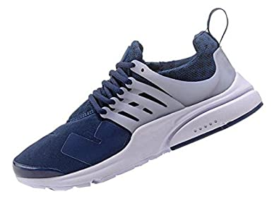 4ad217f5 Max Air Sports Running Shoes M 43 Navy White (6 M UK Men): Buy ...