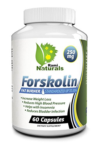 Rami-Naturals-Forskolin-250mg-Pure-Coleus-Forskohlii-Root-Extract-Standardized-Up-to-20-Fat-Burner