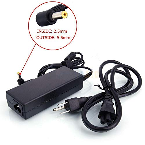 16V Ac Adapter for Panasonic Toughbook CF-18 CF-19 CF-29 CF-Y4 CF-T7 CF-Y7 CF-50 CF-51 CF-30 CF-34 CF-74 CF-C1 CF-F8 CF-F9,CA01007-0730 CF-AA1623A CF-AA1653A Laptop Charger Power Supply Cord