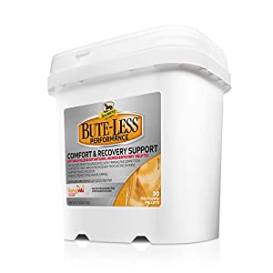 Absorbine Bute Less Performance Pellet 3 75lb, White Click on image for further info.