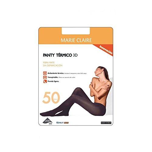 MARIE CLAIRE 4565 - panty termico 3D 50 den: Amazon.es: Ropa y accesorios