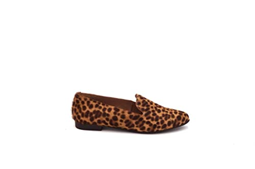 Zapato Animal Print Leopardo  Amazon.es  Zapatos y complementos ba3f1d7fe5590