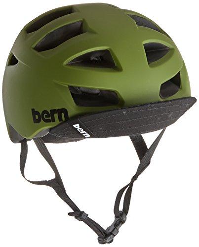Bern Unlimited Allston Helmet with Black Flip Visor