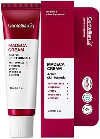 [Dongkook Pharmaceutic] Centelian 24 Madeca Cream (Season 1, Season4, Seaso5) CENTELLIAN 24 Madeca Cream 1.7 fl oz (50 ml) (Season 1, Season4, Seaso5) / Korean Cosmetics / SNS Topic Topic / Deer Crim/ CNP (season5 50 ml)