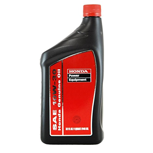 Honda 08207-10W30 Motor Oil (Small Mower Engine)