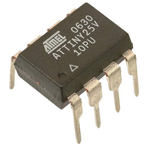 8-Bit-Mikrocontroller–MCU 2KB Flash 0,128KB EEPROM 6I/O-Pins