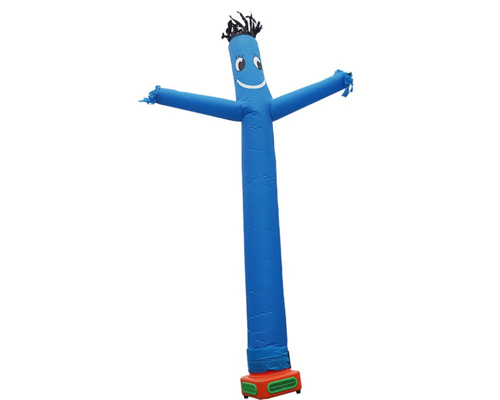 Yellow Air Tube Dancing House Sign Walker Fly Dancer Waving Puppet Man Inflatable Air Wind Flying 10Feet