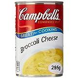 Sopa Concentrada Creme de Brócolis com Queijo Campbell'S Lata 295g