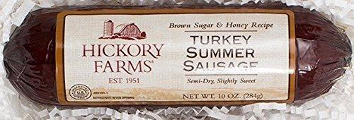 Turkey Summer Sausage Net WT.10 OZ