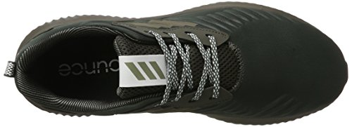 adidas Men's Alphabounce Rc B42651 Running Shoes, Brown, 9.5 UK White (Utility Ivy/Trace Cargo/Utility Grey 0)