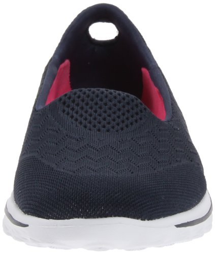 Walk Navy 2 Pink Skechers Women's Performance Axis Sneaker Go Fashion Pntn71q8wF