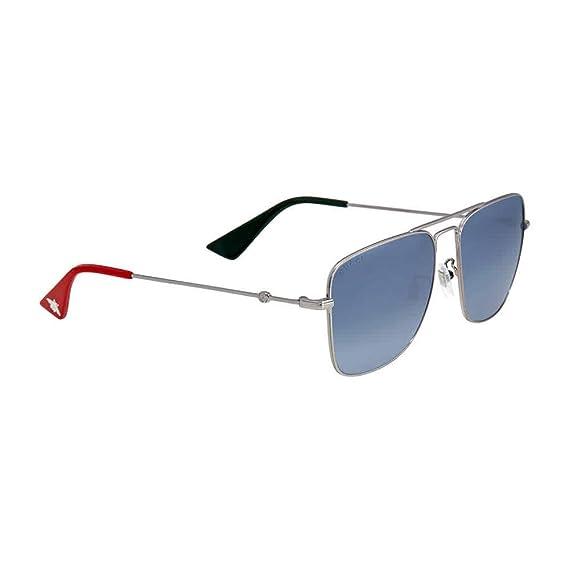 5b4793711a9 Gucci Men s GG0108S 005 Sunglasses