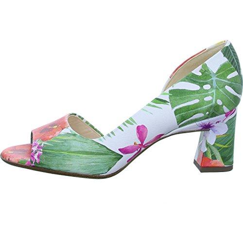 Kaiser Multi Tropique Tropic En Bout Ouvert Chaussures Elana Peter Z7RwUqR